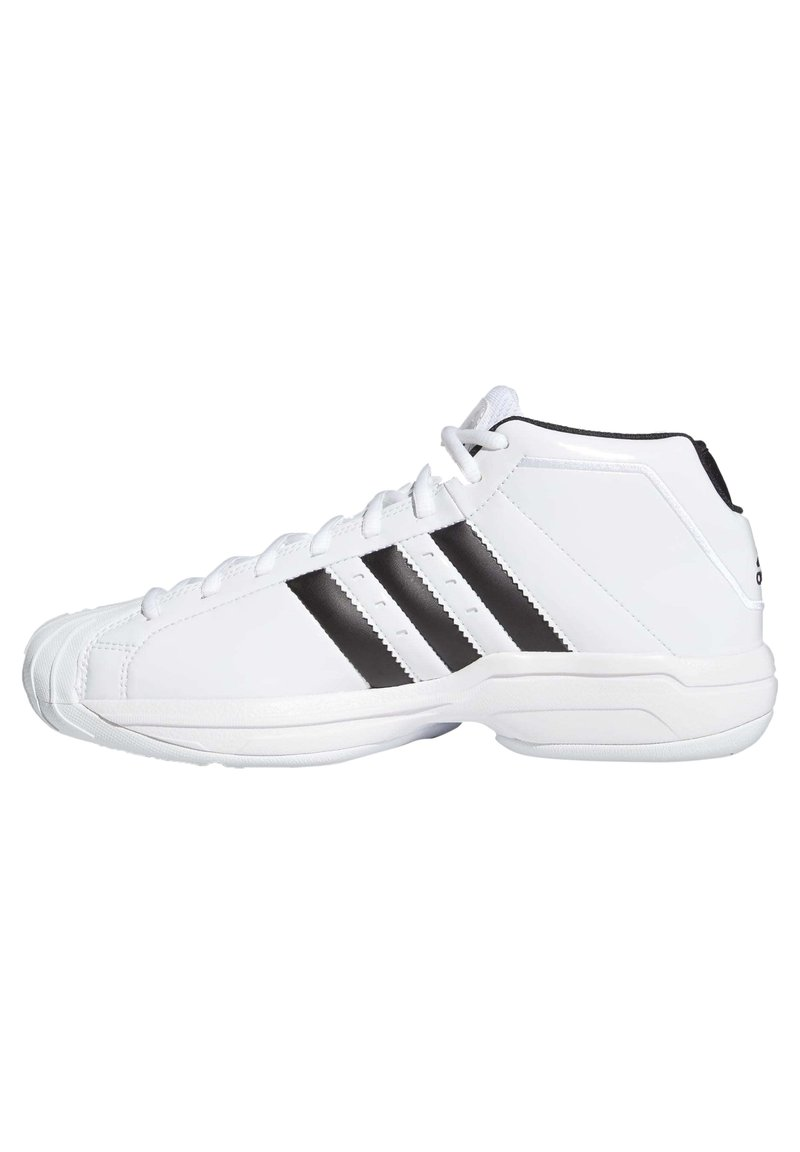 adidas Performance - PRO MODEL 2G SHOES - Basketbalschoenen - white