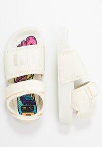 adidas Originals - PW ADILETTE  2.0  - Sandalen - chalk white - 1