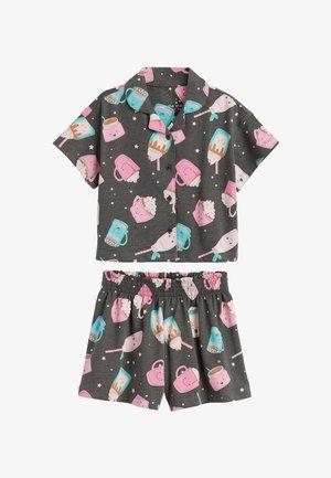 HOT CHOCOLATE  - Pyžamová sada - grey