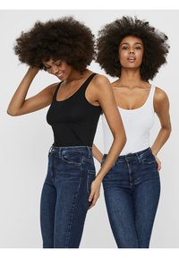 Vero Moda - 2 PACK - Top - bright white 2 - 2