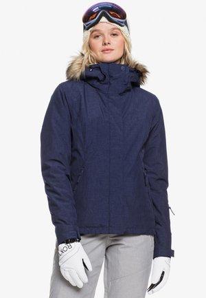 JET SKI SOLID - Snowboard jacket - blue