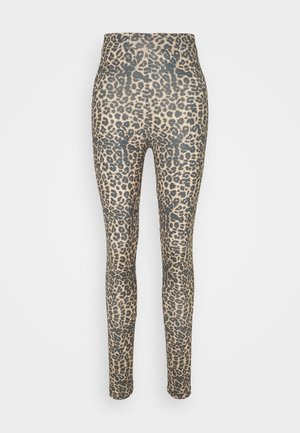 ONLSPORTY - Leggings - Trousers - incense