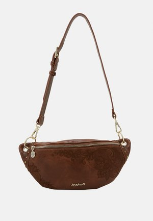RIÑO MARTINI AGRA - Bum bag - brown