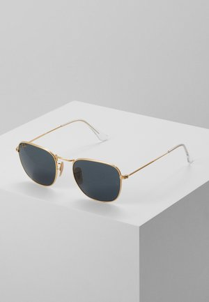 UNISEX SUNGLASSES - Aurinkolasit - gold-coloured