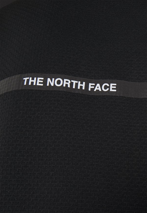 The North Face OVERLAY JACKET - Kurtka wiosenna - black/czarny Odzież Męska VGDR