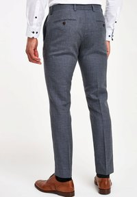 Next - Suit trousers - light blue - 1