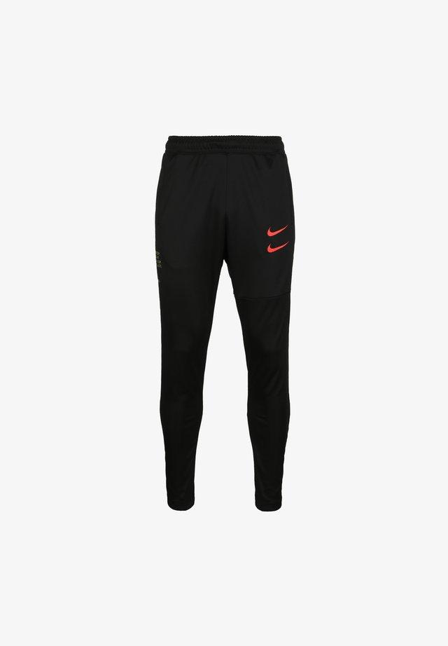 Pantalon de survêtement - black / ember glow