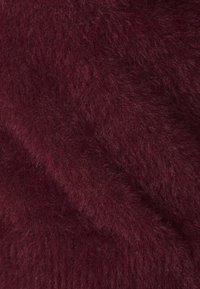 Glamorous - FLUFFY - Gilet - burgundy - 2