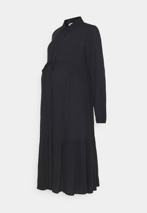 MLFAUNA DRESS - Shirt dress - dark navy
