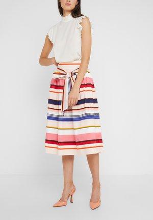 BERBER - A-line skirt - multi