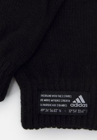 adidas Performance - ESSENTIALS SPORTS GLOVES UNISEX - Rękawiczki pięciopalcowe - black/white - 2