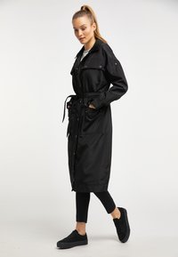 DreiMaster - Płaszcz wełniany /Płaszcz klasyczny - black - 0