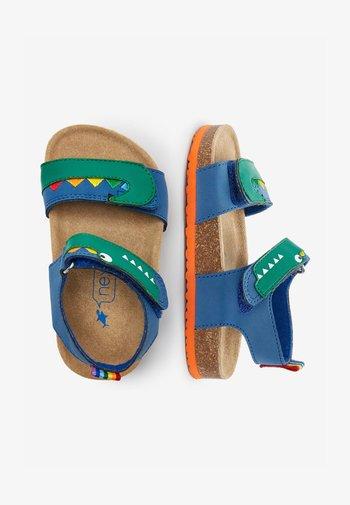 CROCODILE - Sandals - green