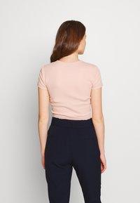 Even&Odd - T-shirts print - rose dust - 2