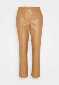 comma - Pantalon classique - camel - 0