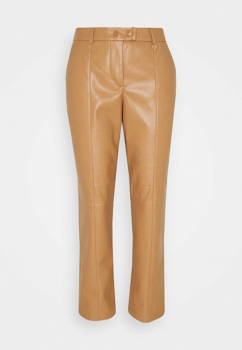 comma - Pantalon classique - camel