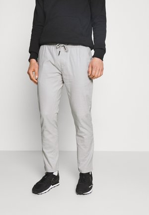 SCANTON DOBBY TRACK PANT - Pantaloni - light cast