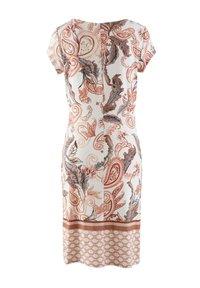 Alba Moda - Jersey dress - rosé,braun - 6