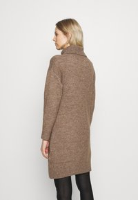 Anna Field - Jumper dress - light brown melange - 2