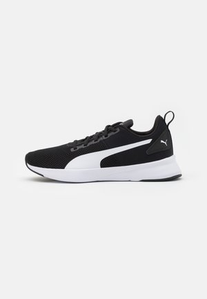 FLYER RUNNER UNISEX - Neutral running shoes - black/white