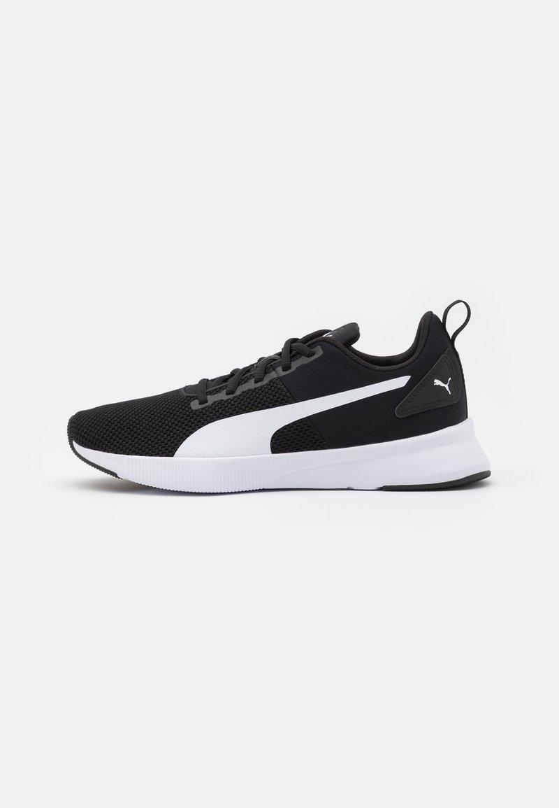 Puma - FLYER RUNNER UNISEX - Neutrální běžecké boty - black/white