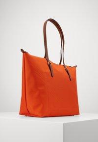 Lauren Ralph Lauren - KEATON TOTE-SMALL - Handtas - sailing orange - 2