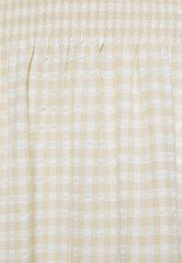 Stella Nova - Maxiklänning - creme/white - 2