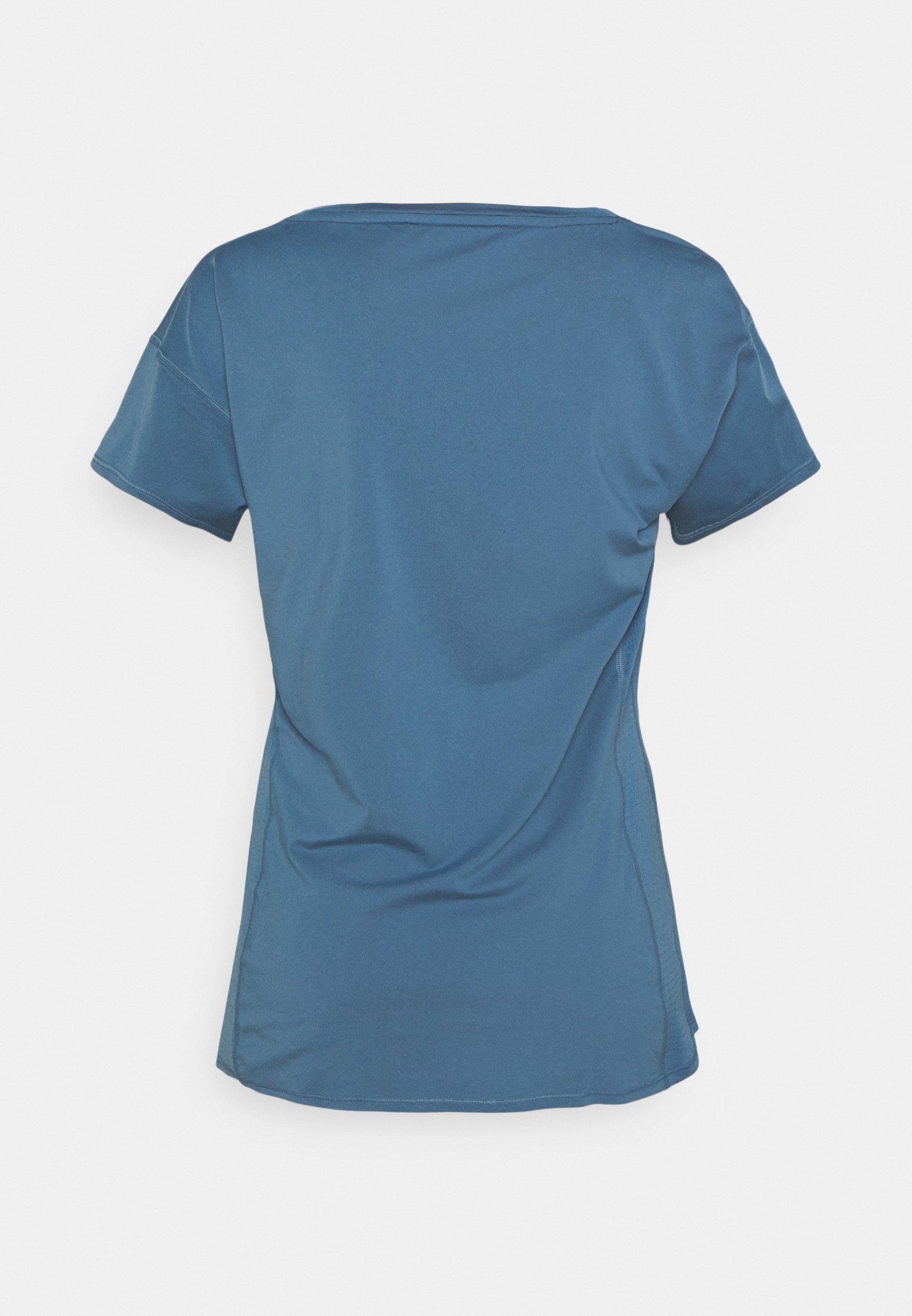 Damen TRAIN FAVORITE TEE - T-Shirt basic