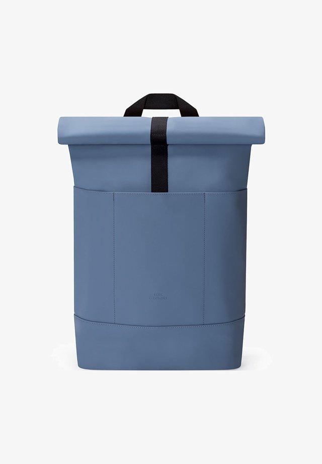 HAJO LOTUS  - Zaino - steel blue