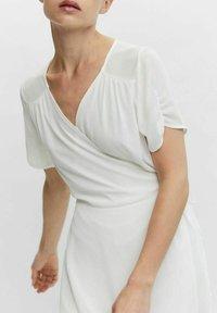 Vero Moda - WICKEL - Day dress - cloud dancer - 3