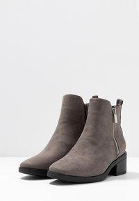 New Look - BRISK - Ankelstøvler - mid grey - 4