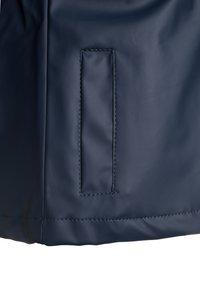 Playshoes - Waterproof jacket - dunkelblau - 3