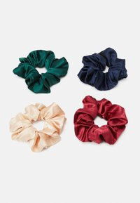 ONLY - ONLESTER SCRUNCHIE 4 PACK - Hair Styling Accessory - botanical garden - 0
