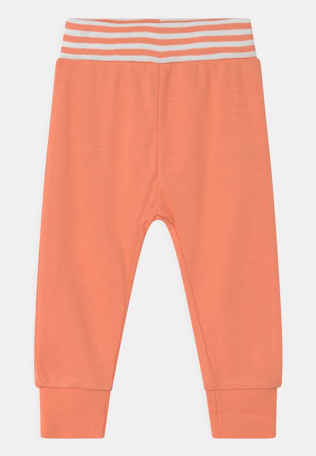YOY BABY UNISEX - Trousers - coral