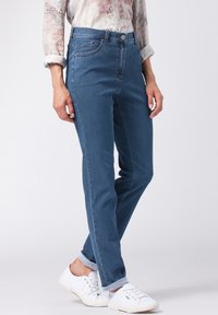 BRAX - STYLE INA - Slim fit jeans - stoned - 2
