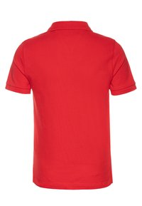 Tommy Hilfiger - COLORBLOCK FLAG - Polo shirt - red - 1