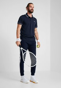 Lacoste Sport - Funktionsshirt - navy blue/white - 1