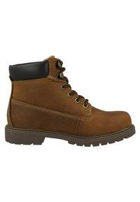 Dockers by Gerli - Šněrovací kotníkové boty - brown - 4