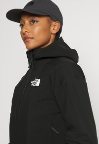 The North Face - W FL INSULATED JACKET - Hardshell jacket - black - 5
