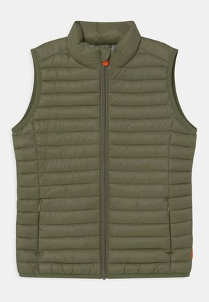 ANDY UNISEX - Bodywarmer - cactus green