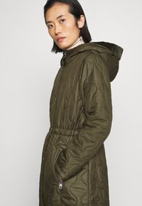 comma casual identity - Classic coat - khaki - 5