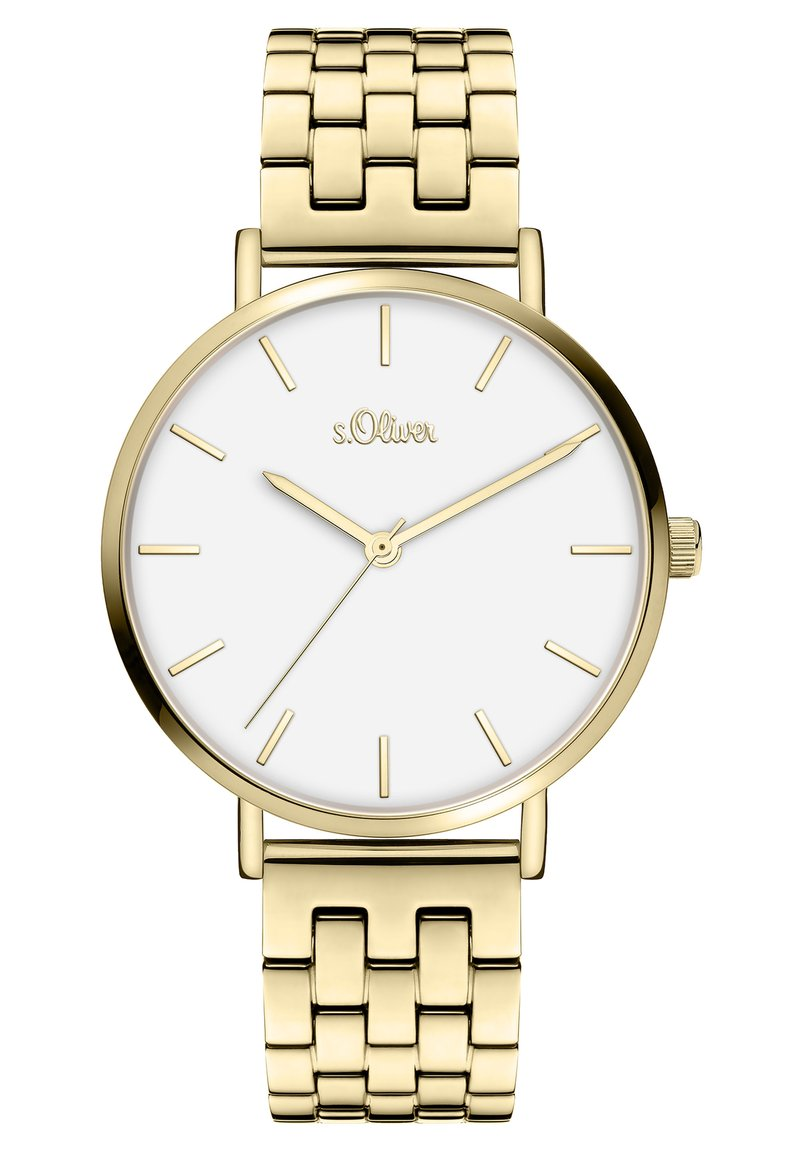 s.Oliver - Watch - gold