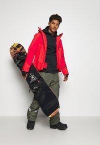 CMP - MAN JACKET FIX HOOD - Ski jacket - tango - 1