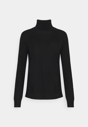 SEDELLY - Strikpullover /Striktrøjer - black