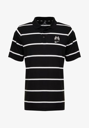 Polo shirt - black/summit white