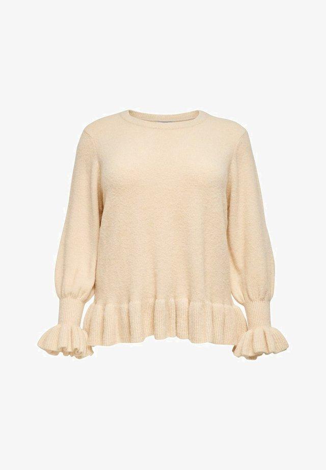 Sweter - brazzilian sand