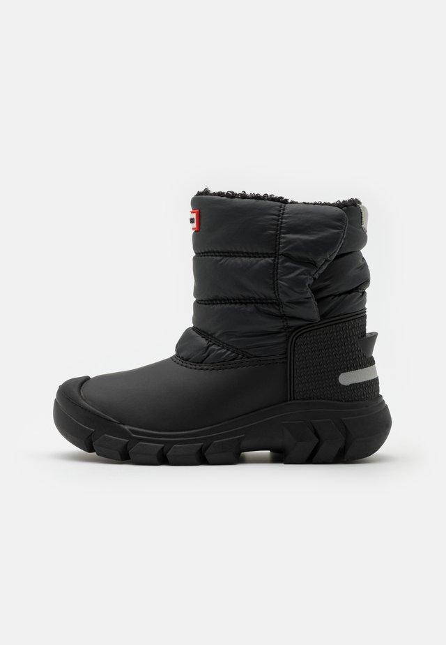 ORIGINAL KIDS UNISEX - Śniegowce - black