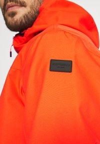 Icepeak - VELDEN - Kuoritakki - dark orange - 4