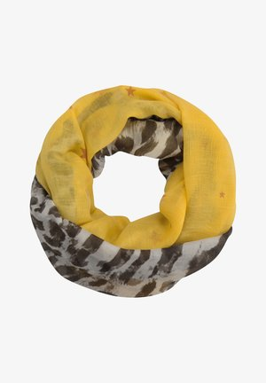 Snood - yellow