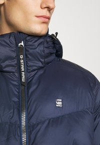 G-Star - WHISTLER PUFFER - Winter jacket - namic lite r wr-sartho blue - 6
